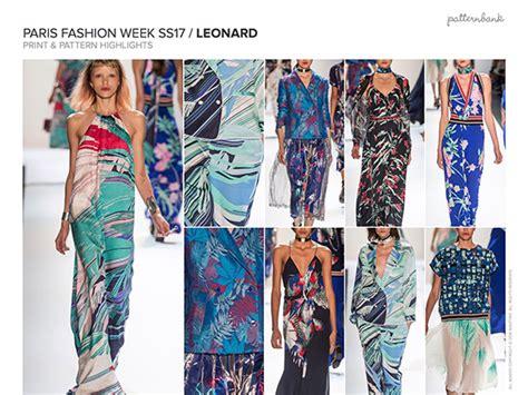 patternbank ss 2017 spring summer 2017 catwalk runway print pattern trend