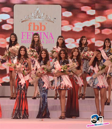 Miss India 2015 Sub Contest Picture 301416