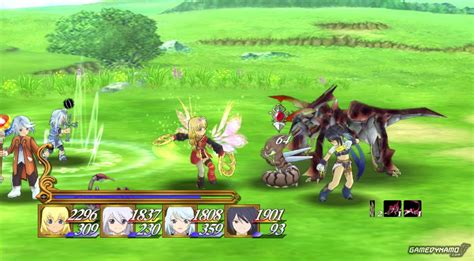 Tales Of Symphonia Chonicles Ps3 tales of symphonia chronicles playstation 3 preview