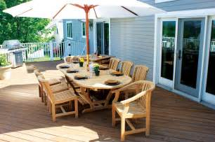 Deck Furniture Ideas by Wooden Patio Furniture About Patio Designs Contemporary