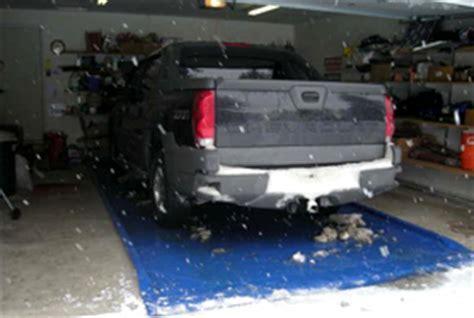 Garage Floor Mats For Cars Snow   Carpet Vidalondon