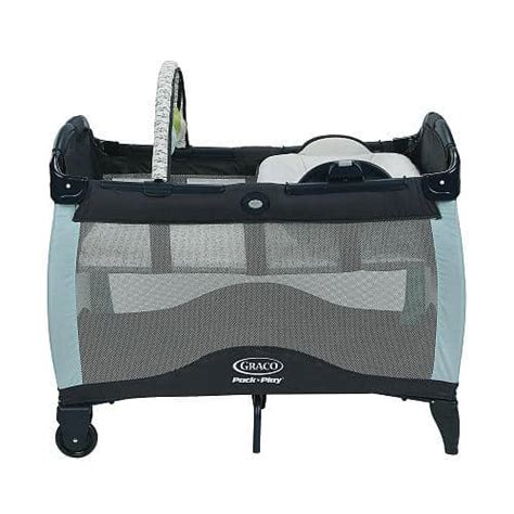 Pack N Play With Changing Table Graco Pack N Play Playard With Reversible Napper Changer Lx How To Safety Car Seat
