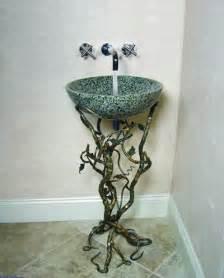 Bathroom Vessel Sink Stands Vessel Sink Iron Stand Firestine 16 15 X 15 X 32 Inch