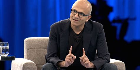 microsoft ceo satya nadella on getting his executives on
