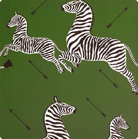 scalamandre zebra wallpaper home