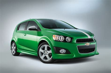 chevy sonic 2015 chevrolet sonic performance concept sema 2014 gm