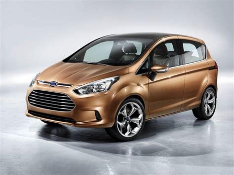 Ford b max afmetingen