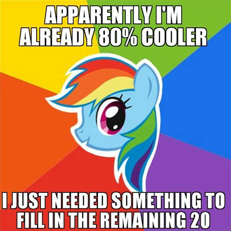 Rainbow Dash Meme - rainbow dash meme by burnoutprime7 on deviantart