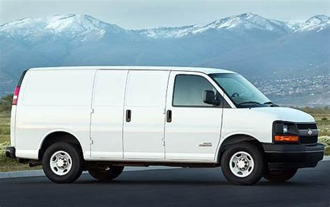 how to fix cars 2008 chevrolet express 2500 spare parts catalogs used 2008 chevrolet express cargo for sale pricing features edmunds