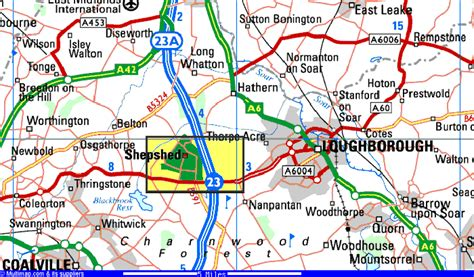 map uk get direction map