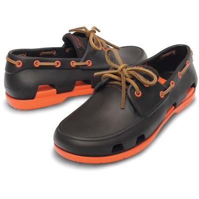 Sepatu Crocs Line Boat crocs 14327 14261 nazya