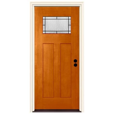 glass door wendover jeld wen 36 in x 80 in left 1 lite craftsman