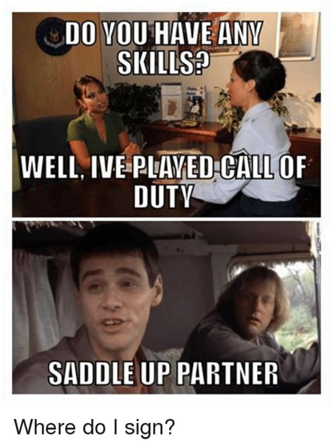 Kunta Kinte Meme - do you have anm skills well ive played callof duty saddle