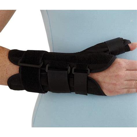 comfort splint comfort wrist and thumb splint sports supports