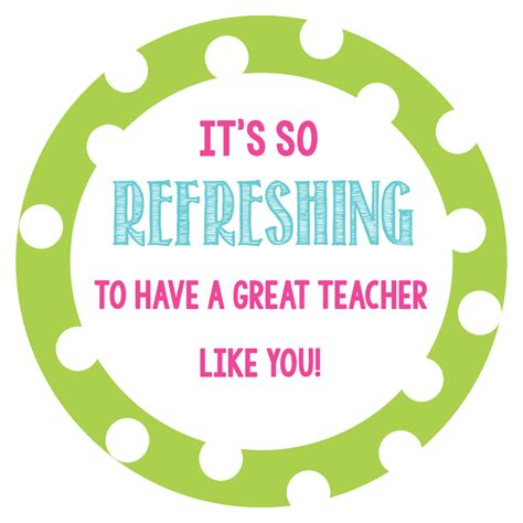 printable teacher appreciation tags teacher appreciation gifts cute cups free tags