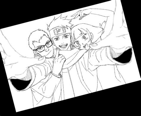 naruto udon team ebisu naruto image 1864459 zerochan anime