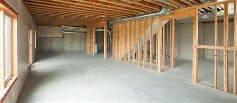 Unfinished Concrete Floor by 5 More Myths About Concrete Moisture Wagner Meters