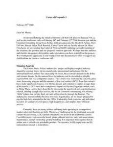 Letter Of Engagement Consulting Template by Consulting Engagement Letter Sle Letter Of Recommendation
