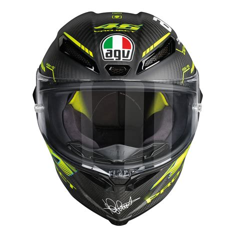 Spoiler Agv Pista Gpr Smoke Replica For Pista Corsa agv pista gp r project 46 matt 2 0 track racing helmet agv