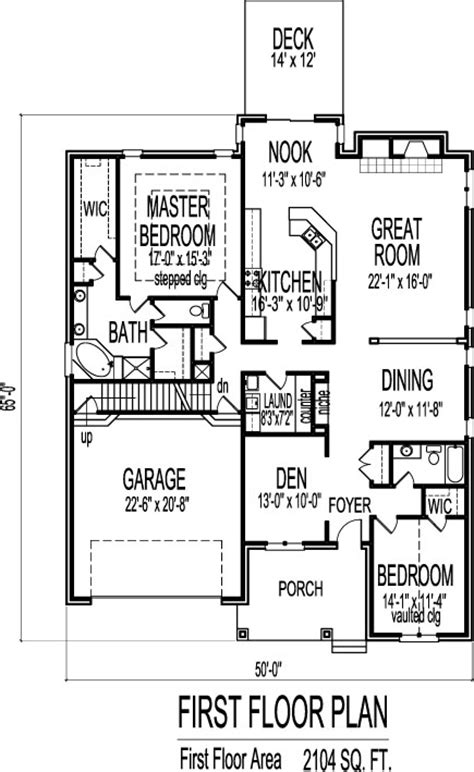house plans open floor layout one story 2 bedroom house with open floor plan single story house plans design