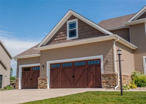 Wood Tone Garage Door Barton Overhead Door Inc Barton Overhead Door