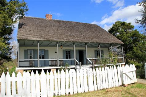 historic acadian houses  southwest louisiana