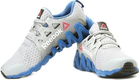 Reebok Zigtech 4 17 reebok zigtech big fast running shoes for buy grey color reebok zigtech big fast