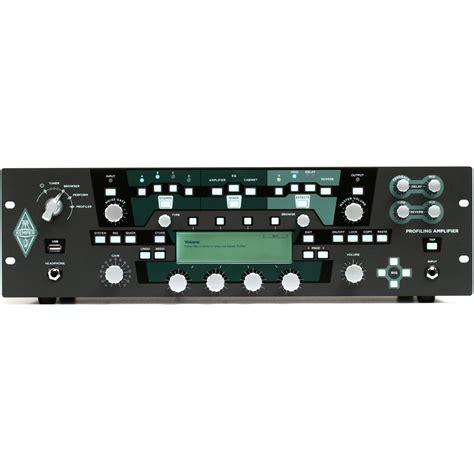 Rack Profiler by Kemper Profiler Powerrack Kemper Profiler Remote Bundle