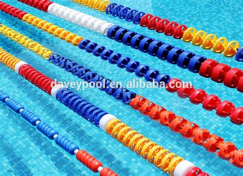swimming pool lane rope pool floats lane swimming pool