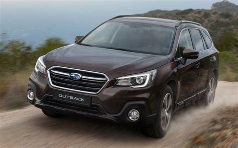 Price Of Subaru Outback by 2018 Subaru Outback Priced From 163 29 995 In The Uk