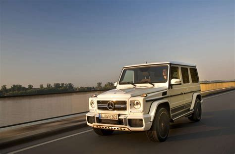 mercedes g class 2016 2016 mercedes benz g class gets more power and speed