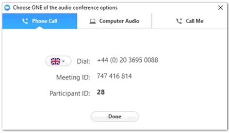 zoom join  meeting  phone