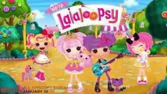 We re lalaloopsy a new netlix original series mogul baby