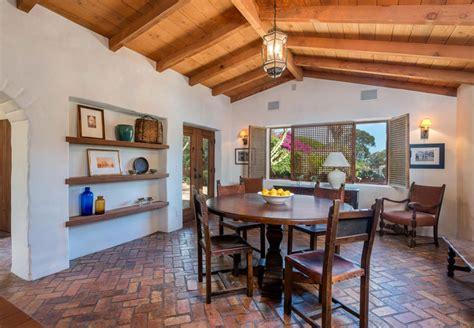 adobe interior design sb digs historic adobe in el caserio enclave