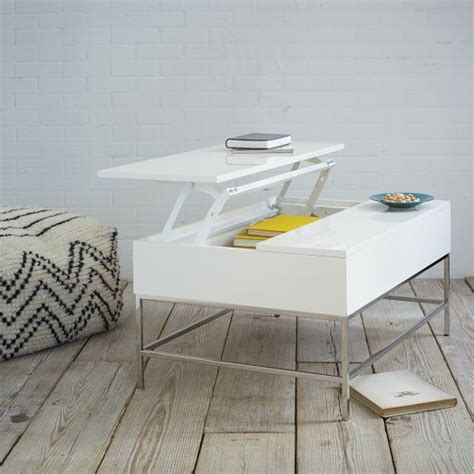 west elm coffee table storage lacquer storage coffee table west elm playroom