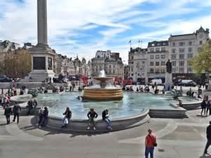 trafalgar square london die 5 highlights platz
