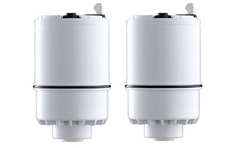 Faucet Mount Water Filter Reviews by Pur Faucet Mount Replacement Water Filter Basic 2 Pack