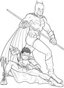 batman and robin coloring pages coloring pages batman and robin coloring home