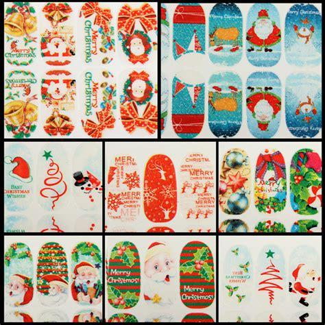 84 Nail Sticker Sticker Kuku Nail Wraps nail decoration transfer manicure tips decal