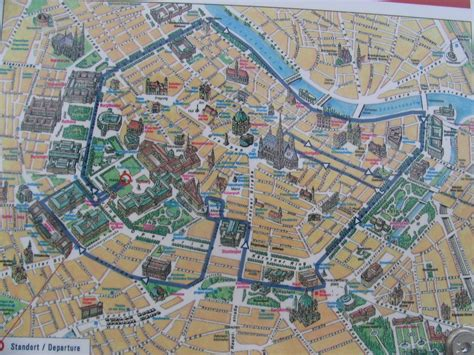 map of center panoramio photo of map of center cultural wien