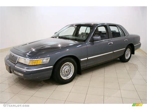 Grey Ls by 1993 Opal Grey Metallic Mercury Grand Marquis Ls 33189534