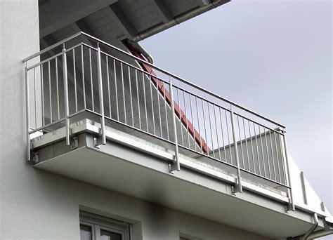 nirosta balkongeländer kliegl treppenbaugel 228 nder absturzsicherungen f 252 r balkone
