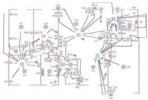 comment faire un bon diagramme pieuvre plan d installation electrique maison evtod