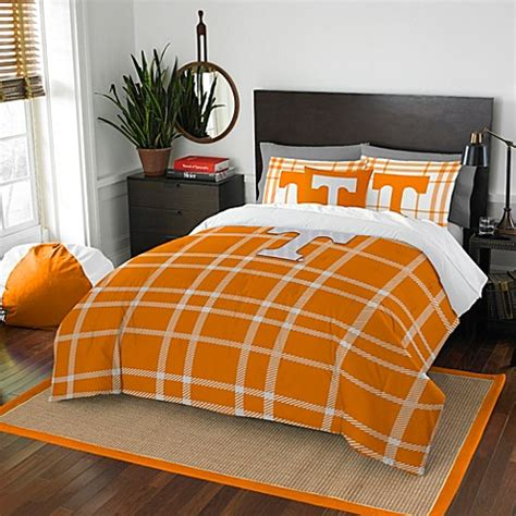 university of tennessee bedding bed bath beyond