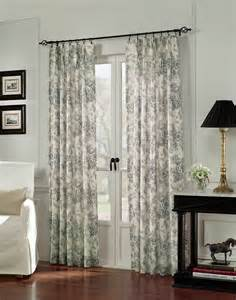 Doors Curtains French Door Curtain Ideas For Your Home