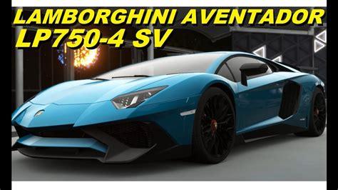 Lamborghini Aventador Gr N by Forza Horizon 3 Tuning Extremo Lamborghini Aventador
