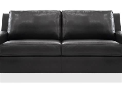 black leather sleeper sofa queen leather queen sleeper sofa home design ideas