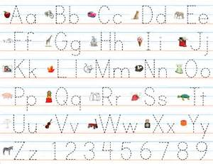 abc practice sheet children loving printable