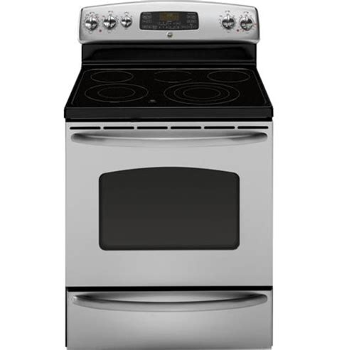 Electric Range With Warming Drawer by Ge 174 30 Quot Free Standing Electric Range With Warming Drawer
