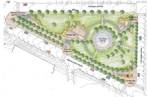 Landscape Architecture Esf Syracuse Eastside Loeuen Park